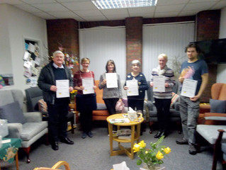 Completed Mindfulness Course Widnes