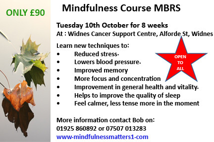 MBRS mindfulness course