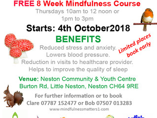 Mindfulness in Nature (October)