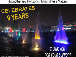 Hypnotherapy Horizons now 9 years