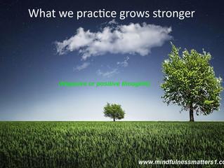 Lets practice Mindfulness