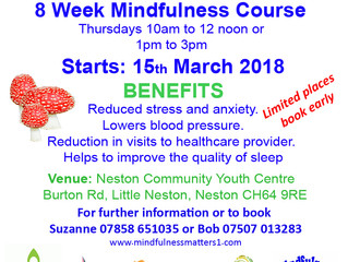 Mindfulness in Nature - Neston