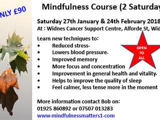 Saturday Mindfulness Course