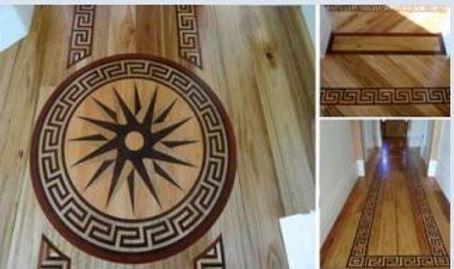 Unique flooring design