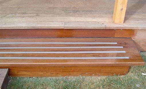 hardwood decking geelong