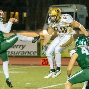 Interview with Manitoba Bison's Receiver Colby Kyliuk: Being a Student Athlete during COVID-19