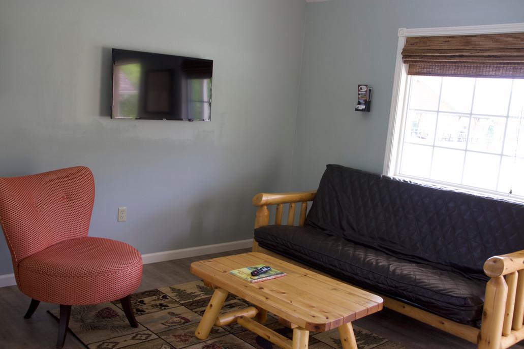 1-bedroom family room