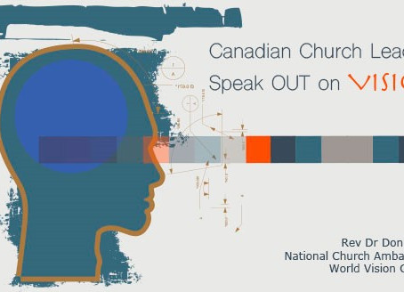 Canadian Church Leaders Speak Out on Vision
