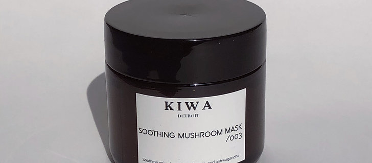 Soothing Mushroom Mask