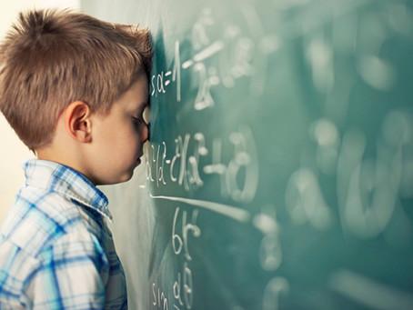 La paura dei brutti voti. Quando i bambini hanno paura di non andare bene a scuola
