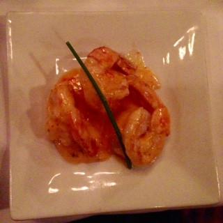 Shrimp in Sweet Chilli Aioli