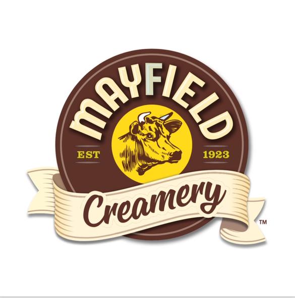 I scream. You scream. We all scream for Mayfield Ice Cream!