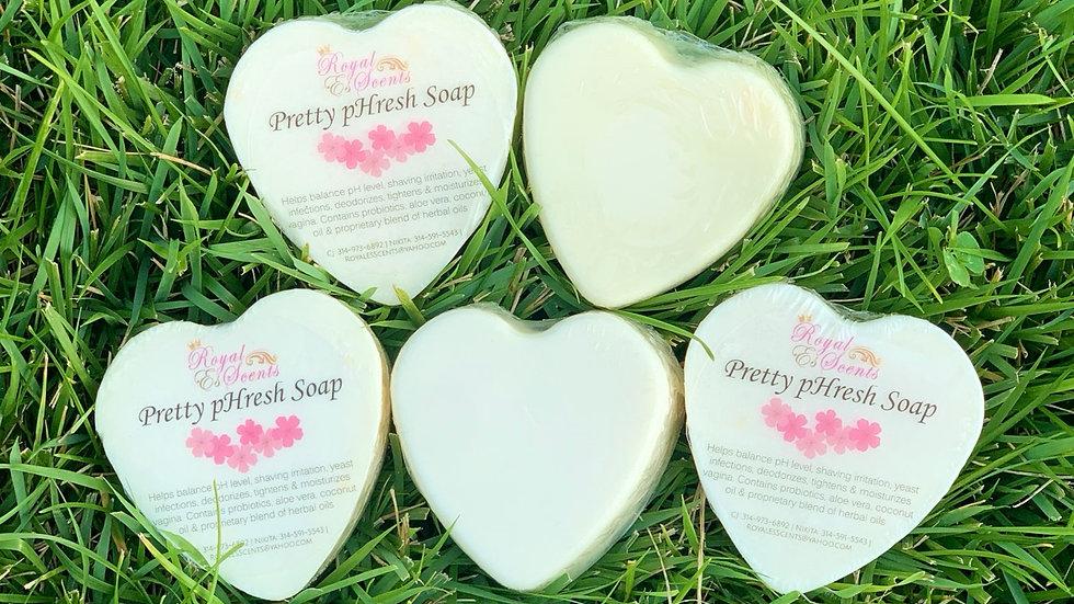 Pretty pHresh Soap