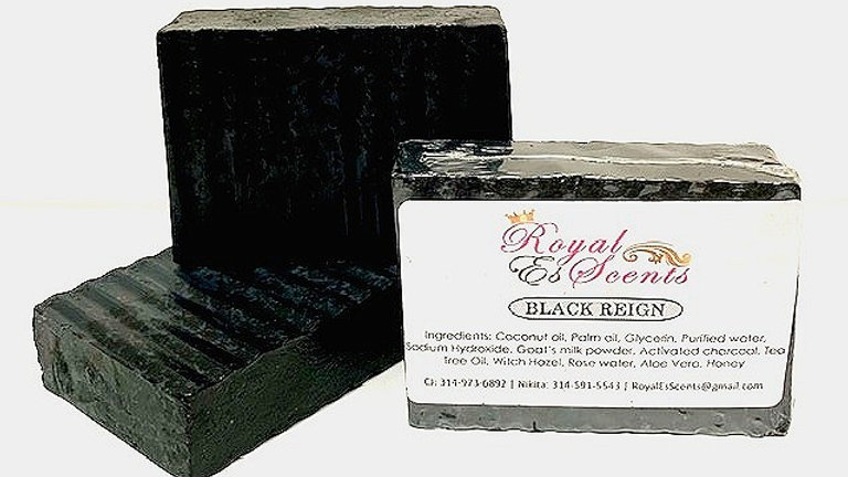 Black Reign (charcoal soap)