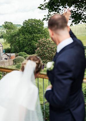 Morag and Sam's Wedding Day