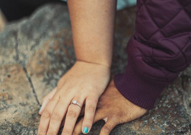 Hannah and James' Engagement Shoot
