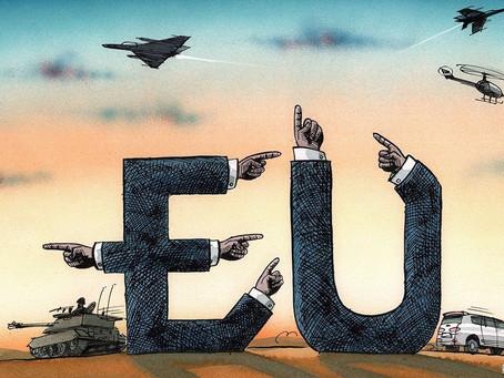 POUR DÉBLOQUER LA POLITIQUE ÉTRANGÈRE DE L'UE (ALAIN LAMASSOURE)