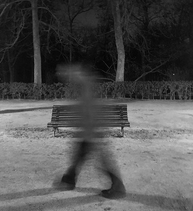 Motion ghost