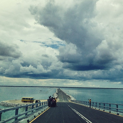 Road to Jaffna