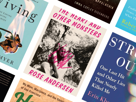 She Reads: Most Anticipated Memoirs of 2020