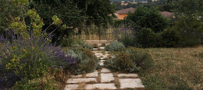 Jardin méditerrannéen
