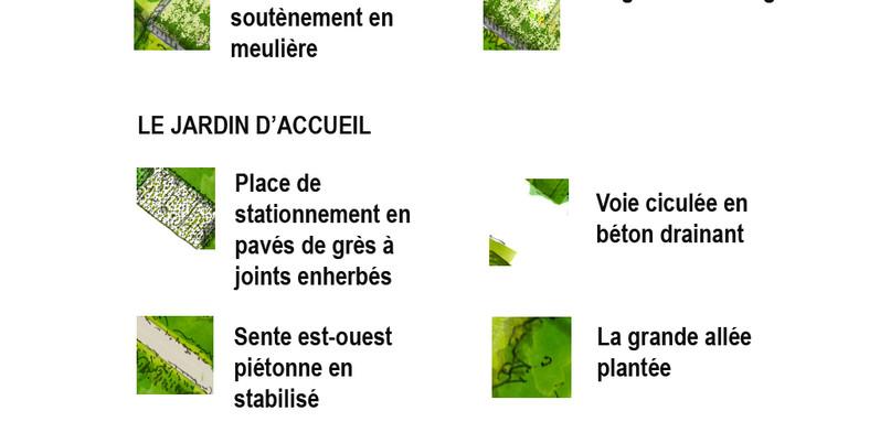 INTENTIONS PAYSAGÈRES POURLA REQUALIFICATION DES ABORDS DU FUTUR RAM, Le-Mesnil-Saint-Denis (78)