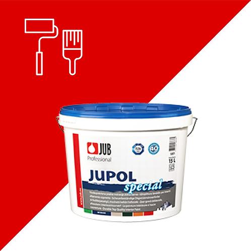JUPOL Special - Idropittura lavabile altamente coprente per interni