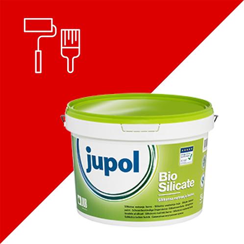 JUPOL Bio Silicate pittura ai silicati per interni, anallergica