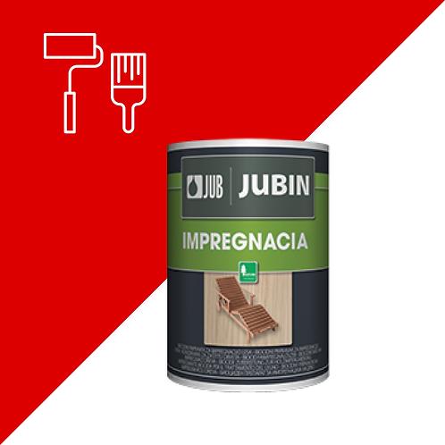 JUBIN Impregnante Fondo impregnante biocida per legno