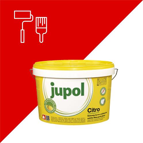 Jupol Citro - Idropittura antimuffa per interni