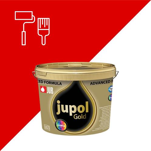 JUPOL Gold - Idropittura lavabile altamente coprente per interni