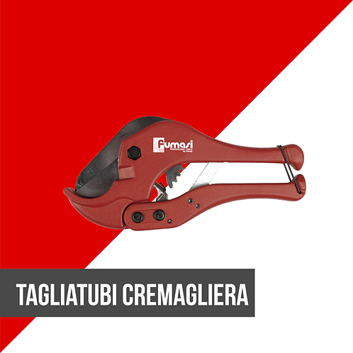 Tagliatubi cremagliera 42mm