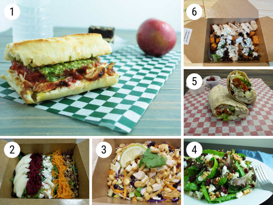 LunchIn offers delicious lunches delivered right to your door!