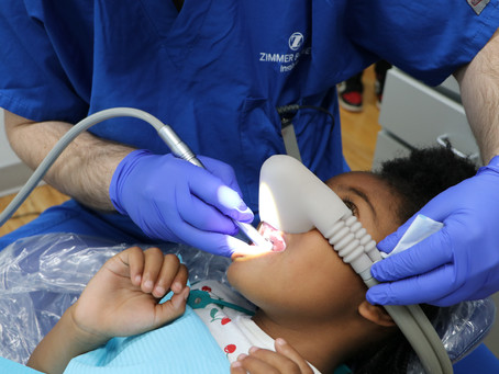 Pediatric Dentistry with Laughing Gas in Norwalk, CT