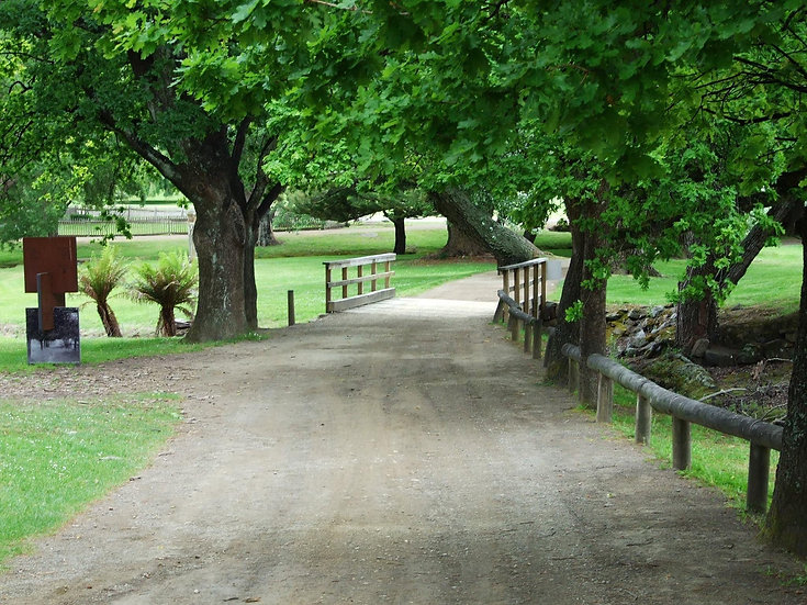 Road to Port Arthur