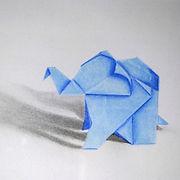 PRASHANT SHARMA Origami Elephant (4)