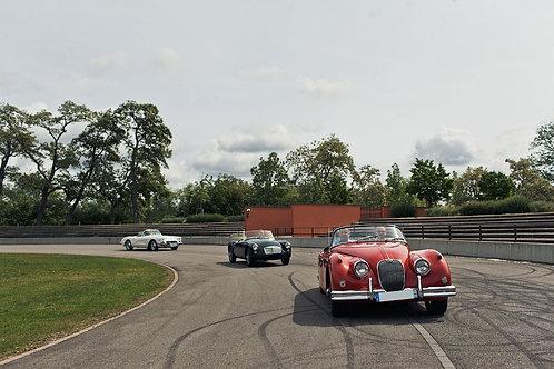 DUO Formula 2 cars