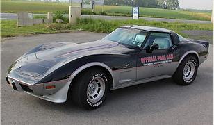 corvette C3 pace car