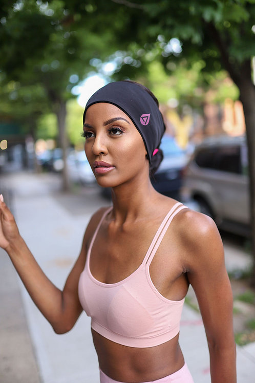 Active Headband - Black