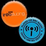 Baxter Rhodes BBC Introducing badge