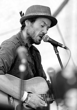 Baxter Rhodes, live at Sanctuary Rock Bar, Burnley Lancashire. Photo Antonia Jade Ellis