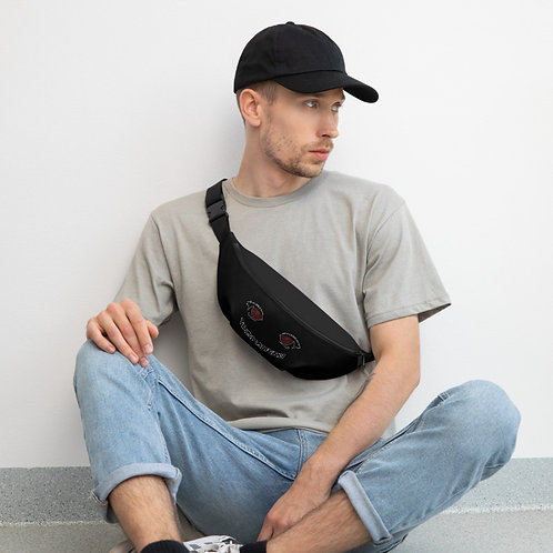 Trapanes3 'Eye Trap' Fanny Pack