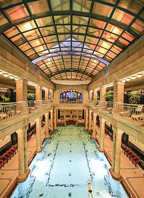 gellert hotel Budapest, Hungary