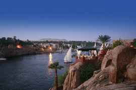 The Catarack Hotel, Aswan, Egypt