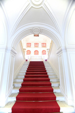 Stairway in Hermitage Mueseum