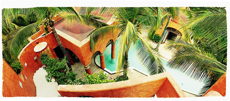 casa arabia pan over pool cc 14in printe