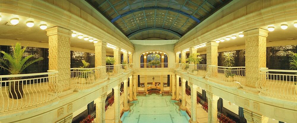 Gellert Hot Baths
