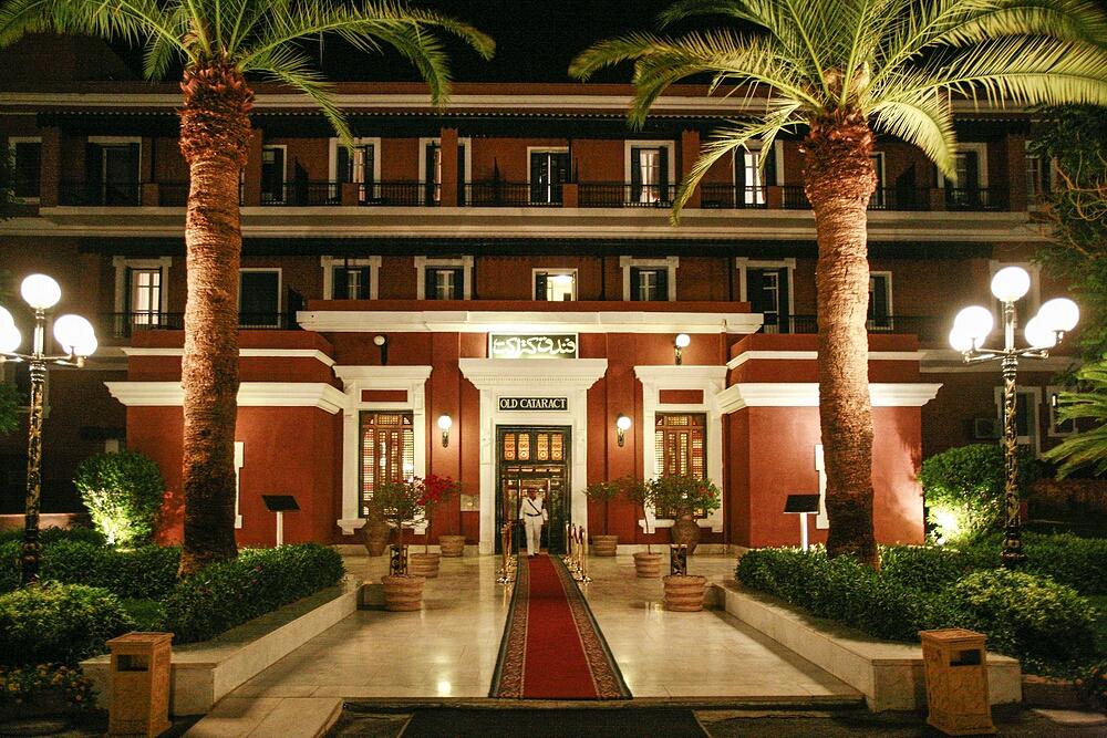 Old Catarack Hotel, Egypt
