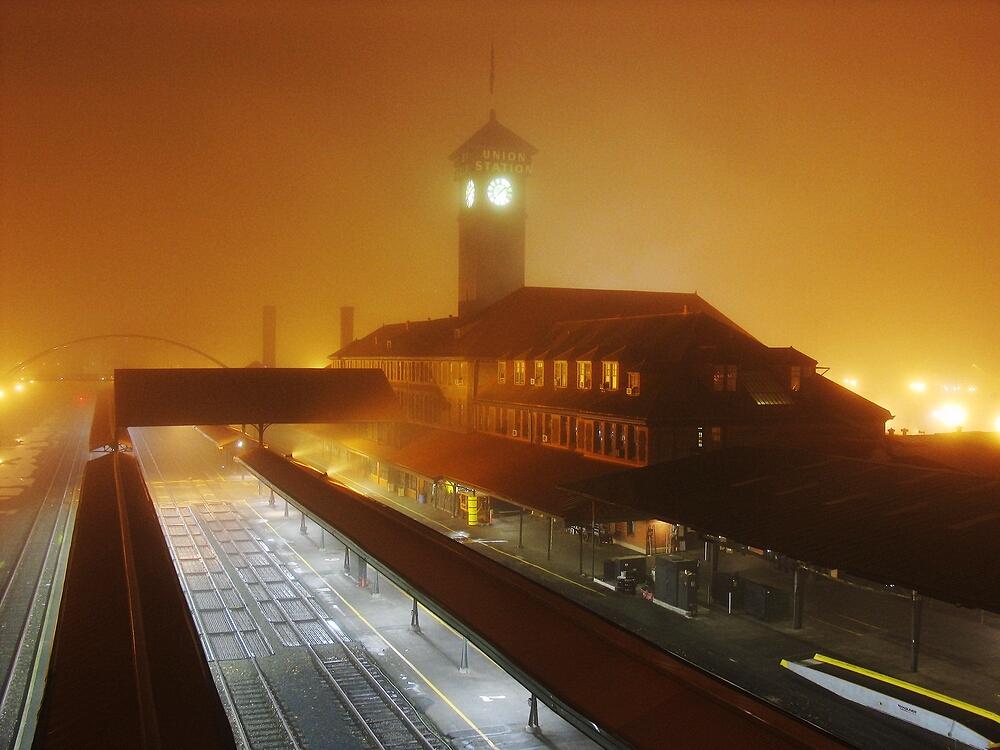 Union Station , Oregon