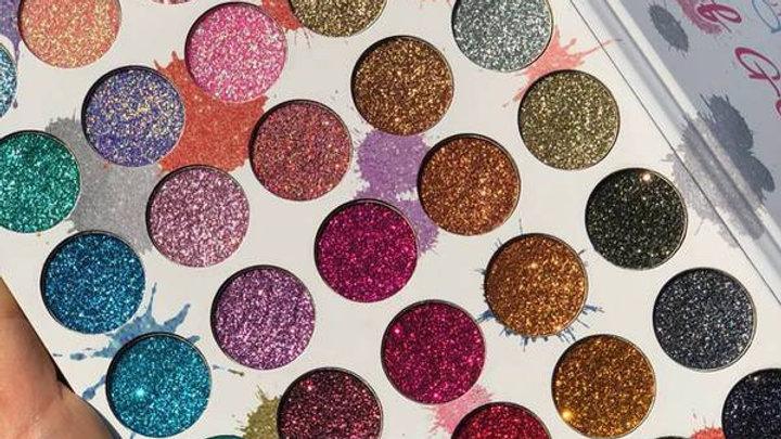 Palette splash of Glitter